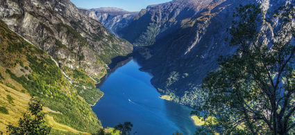 Tour dei fiordi da Oslo a Bergen
