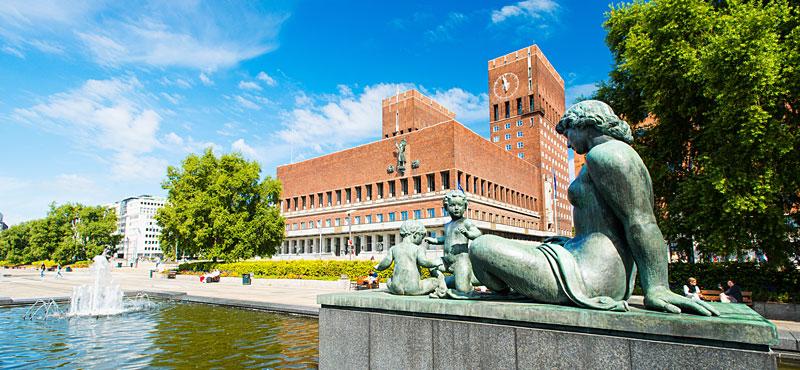 Il Centro di Oslo