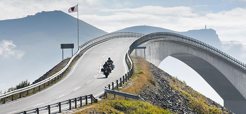 Itinerari in Norvegia