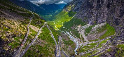 Trollstigen, la strada dei Troll