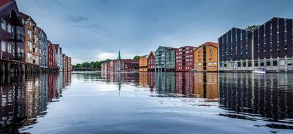 Trøndelag e Norvegia Centrale